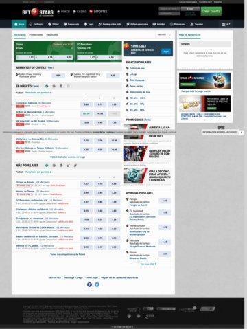 Opiniones y análisis de la casa de apuestas Betstars