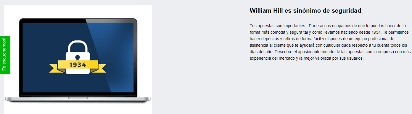 Bonos de William Hill 13