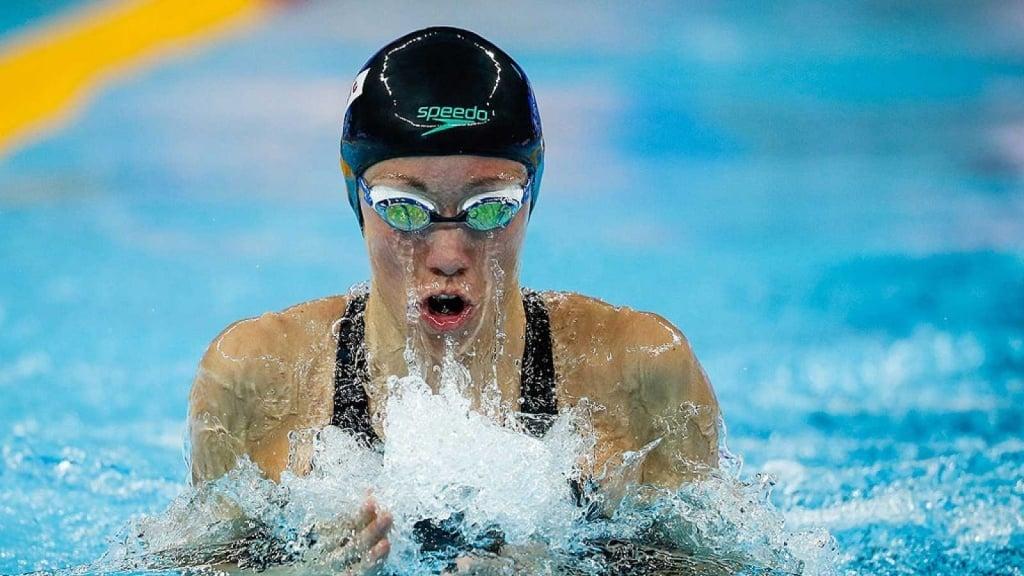 Mundial de natación 1