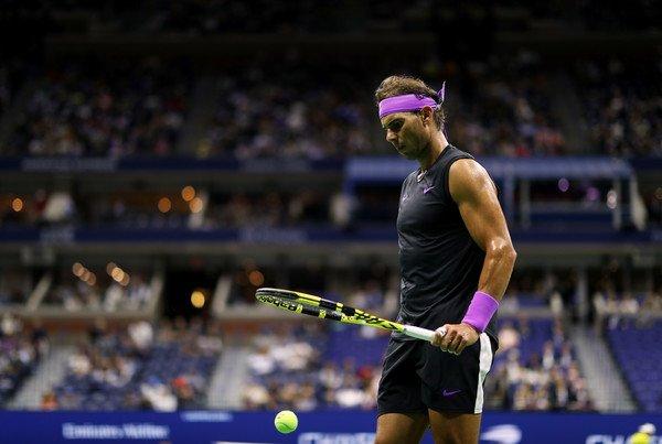 Rafael Nadal, tenista español, ganador del US Open 2019.