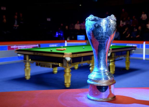 Snooker - UK Championship 1