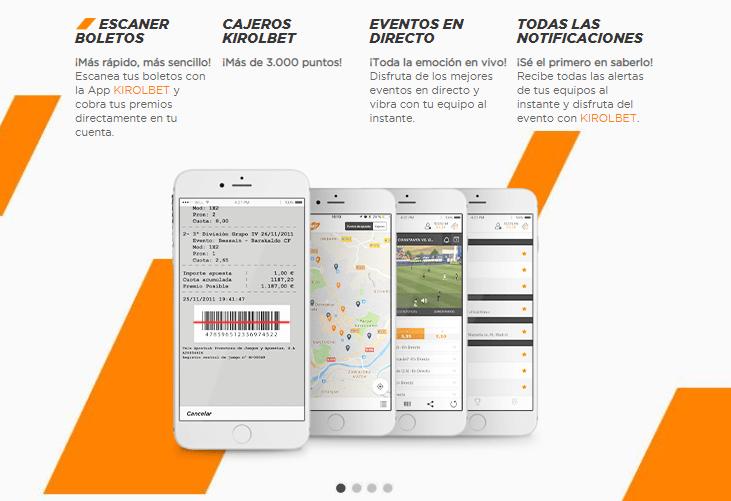 App KirolBet