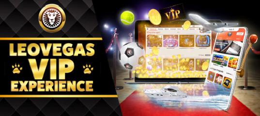 Programa VIP Leo Vegas
