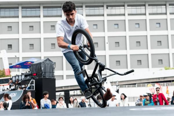 BMX - Urban Cycling - Campeonato del Mundo 12