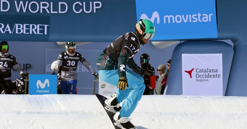 Esquí acrobático - Copa del Mundo masculina 14