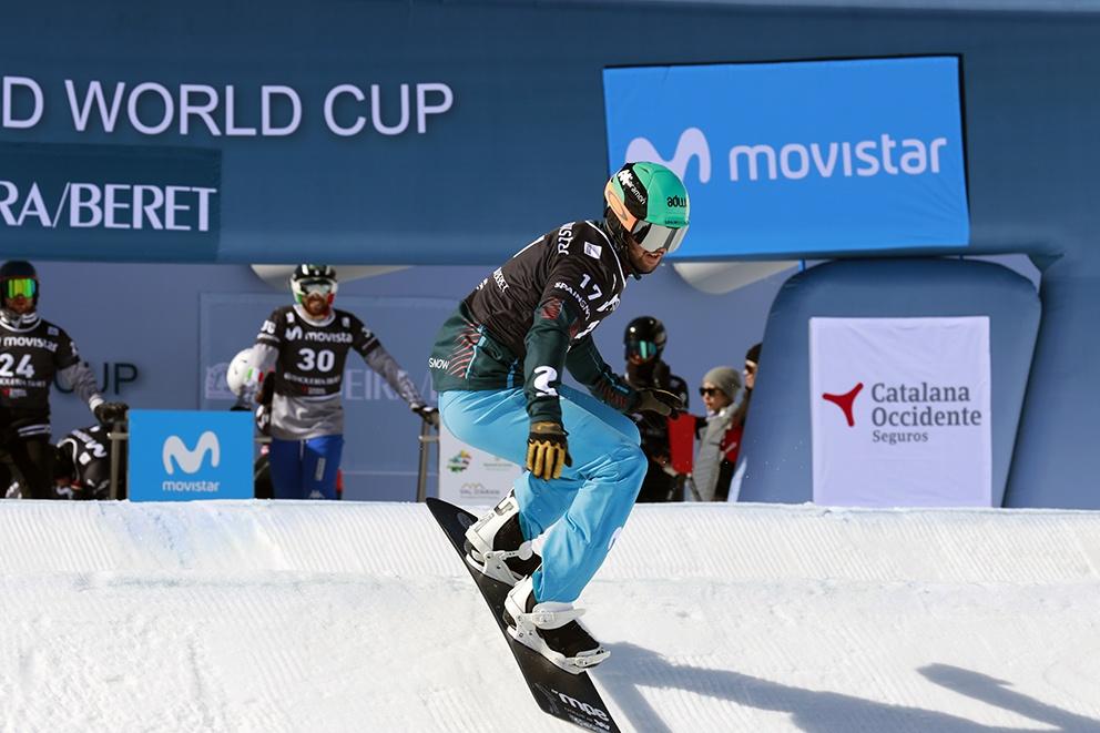 Salto en esquí - Copa del Mundo masculina 4