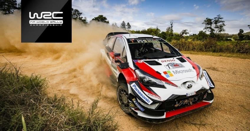 Rally - Campeonato Mundial 8